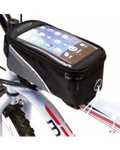 Sacoche sur cadre pour smartphone