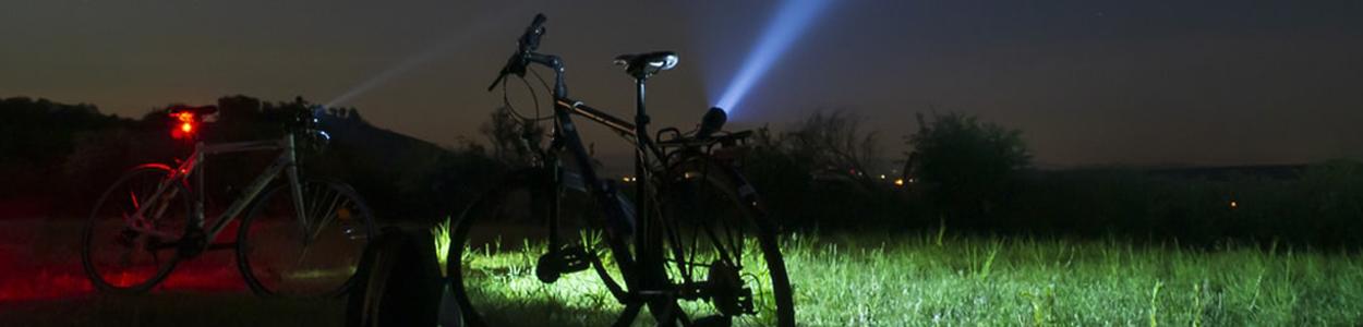 Eclairage vélo
