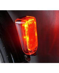 Feu arrière 2 LED pour garde boue