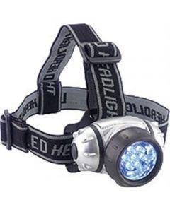 Lampe frontale 7 super LED