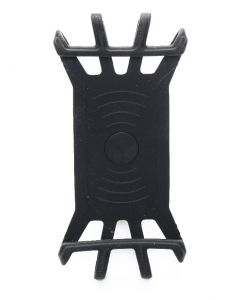 Support pour smartphone en silicone