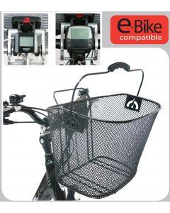 Panier guidon pour vélo électrique